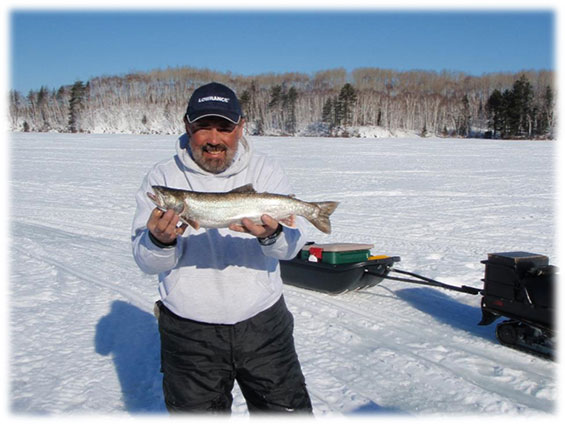 Gogama Lake Trout