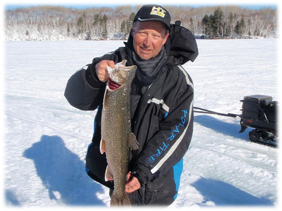 Gogama Lake Trout Wil