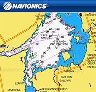 Fishing Maps Lake Simcoe Shore Fishing Hotspots Kawarthas Lakes - Fishing hotspot maps