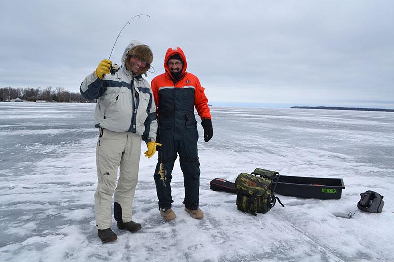 6th line innisfil for Lake simcoe fishing report