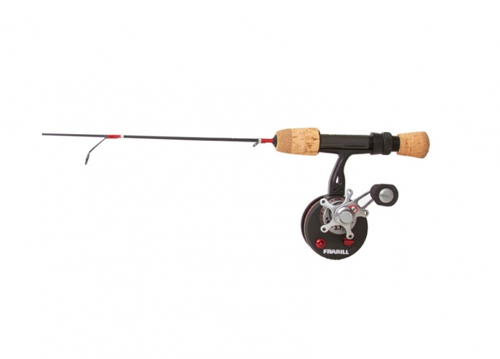 The 371 Bro Series Straight Line Combo is available in six lengths and actions, applications ranging from light jigging for crappies, bluegills and perch to finesse walleye fishing.