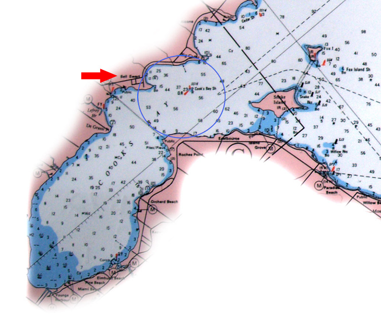 Lake simcoe fishing forum topic easiest places from for Public fishing spots near me