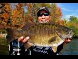 Dave Chong Lands 8.02 Pound Smallmouth Bass