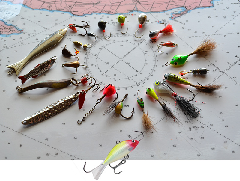 Perch Lures