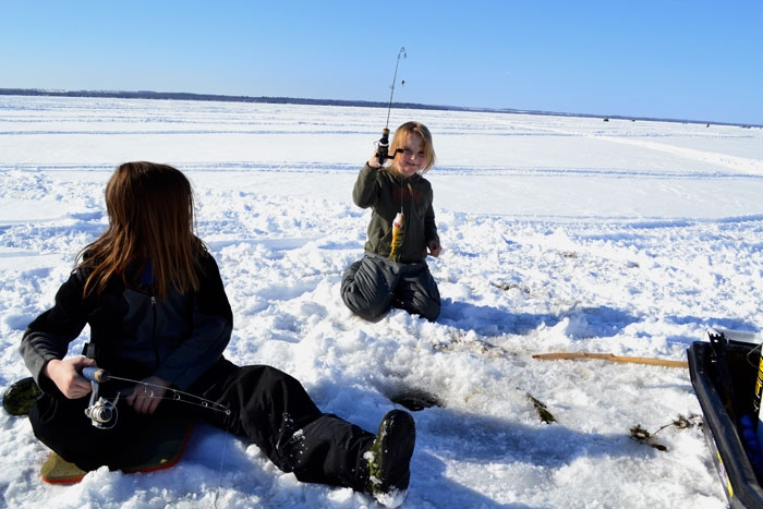 The future of ice fishing on Lake Simcoe